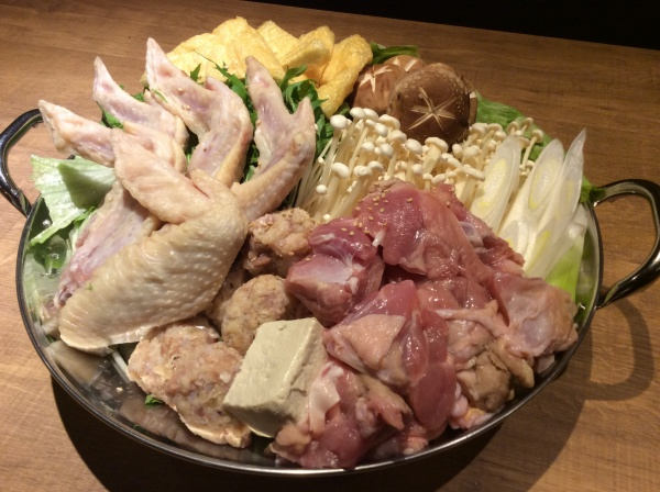 鶏太鶏鍋コース(全8品)【3,000円/税込】